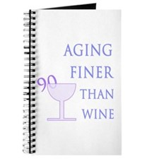Witty 90th Birthday Journal