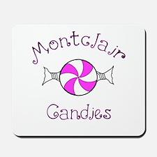 Montclair Candies Mousepad