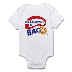 K brings home the gold... Infant Bodysuit