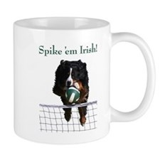 Spike 'em Irish! Mug