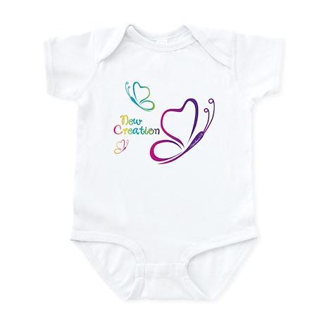 New Creation Infant Bodysuit