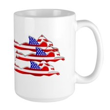 USA Swimming Mug