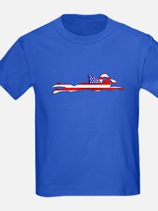 USA Swimmer T