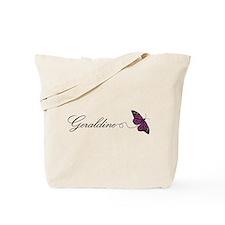 Geraldine Tote Bag
