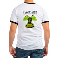 NEW! Human Test Subject T