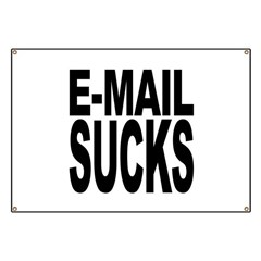 E-Mail Sucks Banner