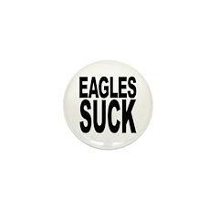 Eagles Suck Mini Button (10 pack)