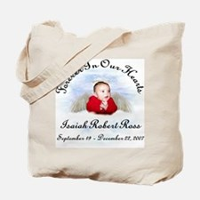 Isaiah Tote Bag