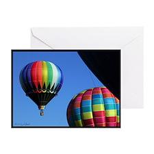 Hot Air Balloon Greeting Cards (Pk of 10)
