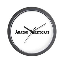 Amazon Aristocrat Wall Clock