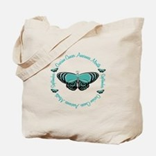 Ovarian Cancer Awareness Month 3.3 Tote Bag