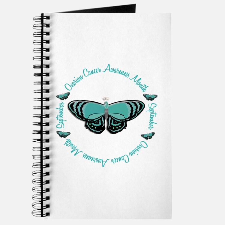 Ovarian Cancer Awareness Month 3.3 Journal