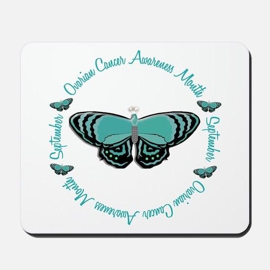 Ovarian Cancer Awareness Month 3.3 Mousepad