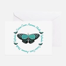 Ovarian Cancer Awareness Month 3.3 Greeting Card