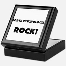 Sports Administrators ROCK Keepsake Box