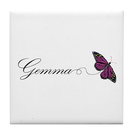 Gemma Tile Coaster