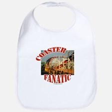 Coaster Fanatic Bib