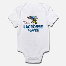 Future Lacrosse Player Baby Infant Bodysuit