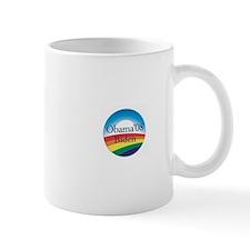 Obama Biden Rainbow Mug