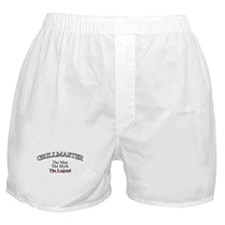 Grillmaster - The Legend Boxer Shorts