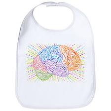 Cute Neuron Bib
