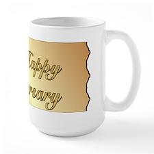 50th Anniversary Golden Heart Mug