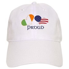 Irish American Baseball Cap