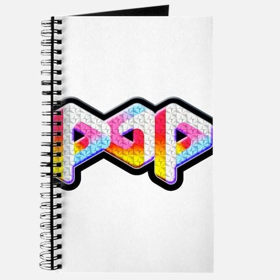 Unique Fashion icon Journal