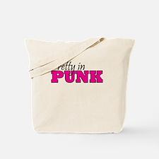 Pretty in Punk! Tote Bag