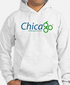 GO Chicago Green Hoodie