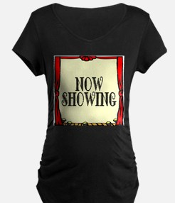 NOWSHOWING Maternity T-Shirt