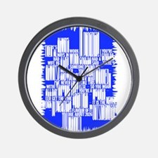 Unique Always together Wall Clock
