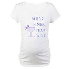 Witty 55th Birthday Shirt