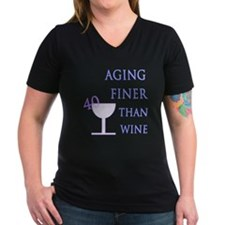 Witty 40th Birthday Shirt