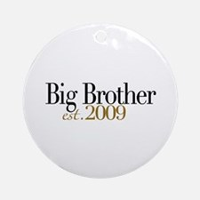 Big Brother 2009 Ornament (Round)