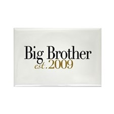 Big Brother 2009 Rectangle Magnet