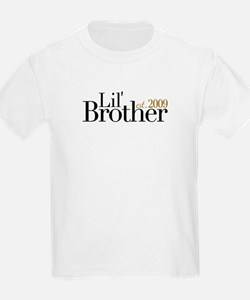 New Little Brother 2009 T-Shirt