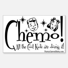 Chemo! All the cool kids are doing it! Decal