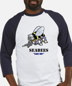 """SEABEES """"Can Do"""" Baseball Jersey"""