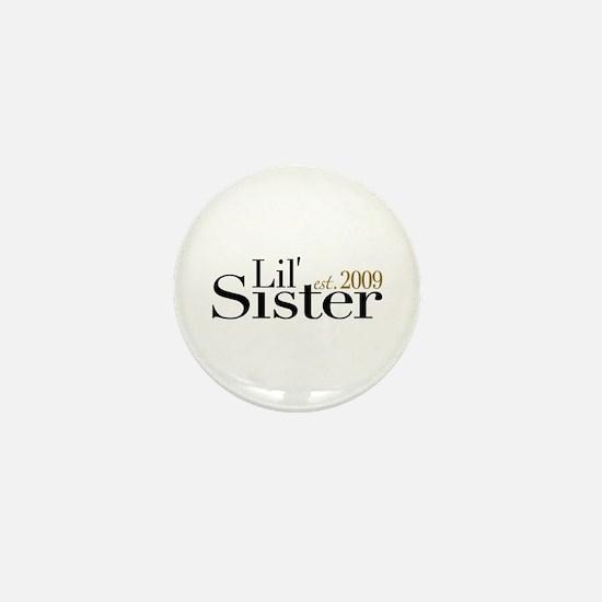 Little Sister 2009 Mini Button