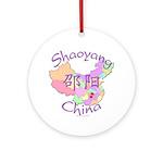 Shaoyang China Ornament (Round)