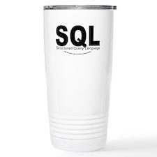 Cool Query Travel Mug