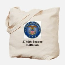 Tote Bag - USNSCC Crest with 2745th wording
