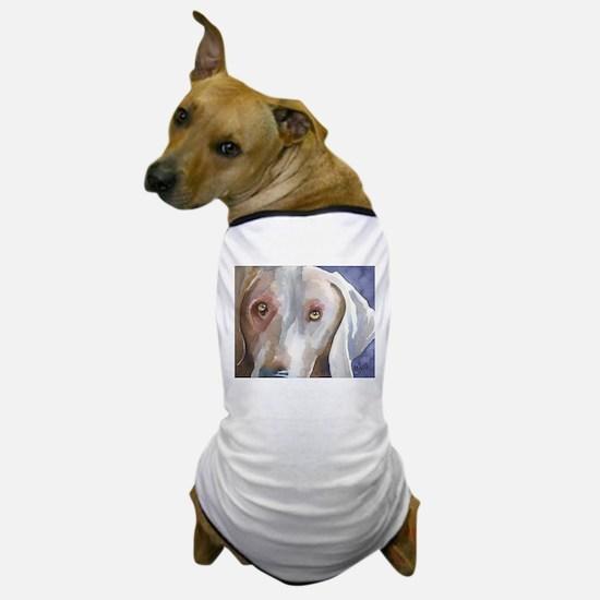 Cute Weimaraner art Dog T-Shirt