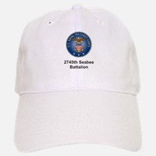Baseball Baseball Cap - Crest & 2745th