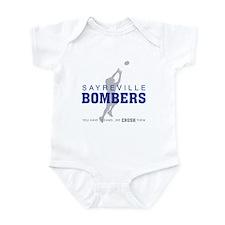 Sayreville Bombers Football Infant Bodysuit