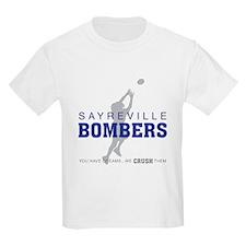 Sayreville Bombers Football T-Shirt