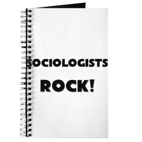 Sociologists ROCK Journal