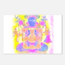 Unique Jainism Postcards (Package of 8)