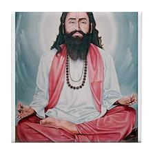 Guru Ravidas Ji Tile Coaster